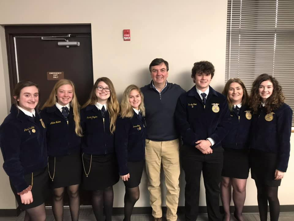 FFA Making A Difference