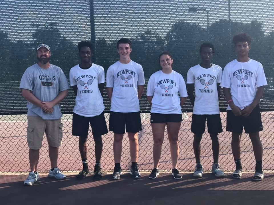 Way To Go NHS Tennis!!!