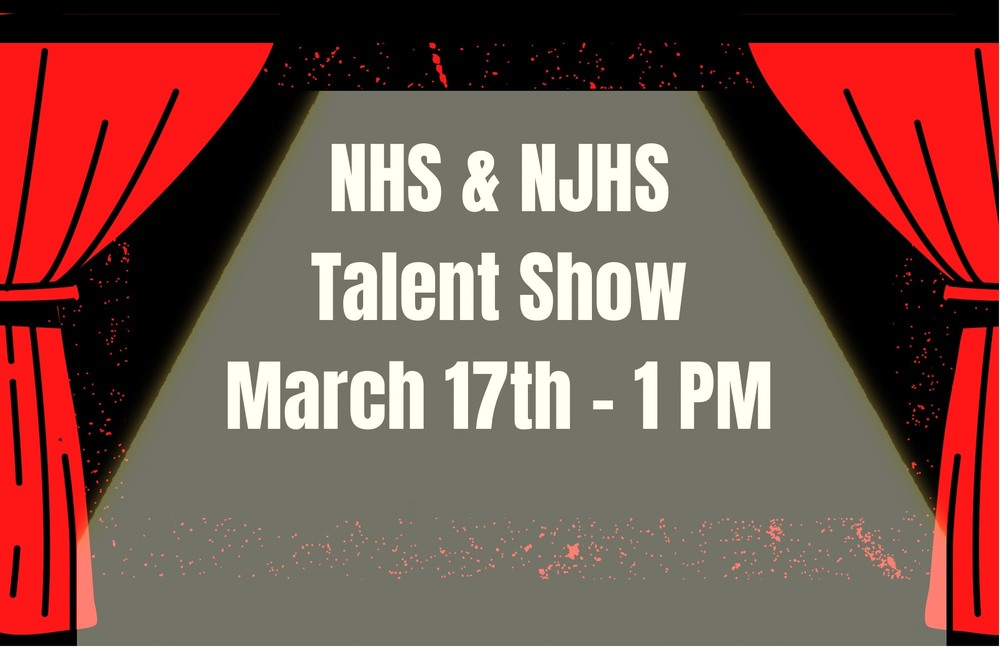 Talent Show Is Coming!!!