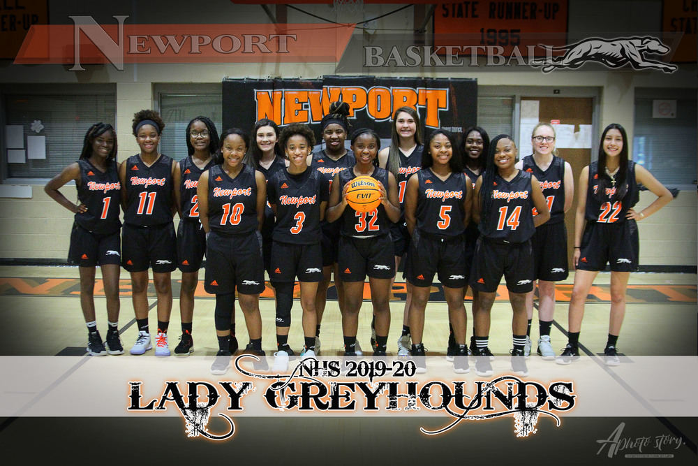 Our Lady Greyhound Sr. Basketball