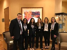 HOSA Brings Home Medals