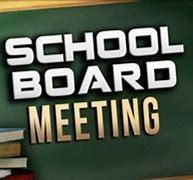 Monthly School Board Meeting