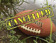Jr High Game Cancelled