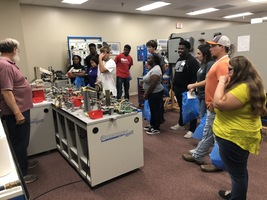 Newport Students Discovering Opportunities
